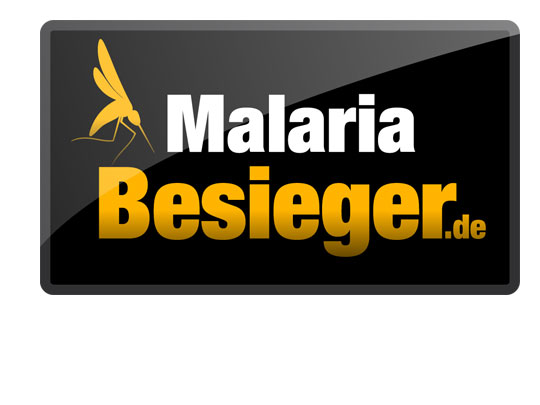 Grafikdesign - Malariabesieger